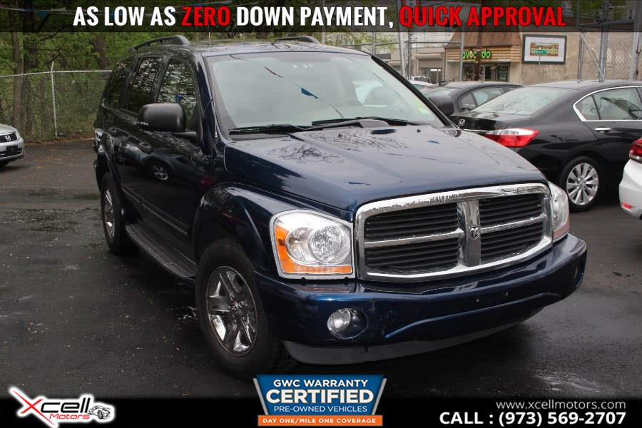 Used 2005 Dodge Durango in Paterson, New Jersey | Xcell Motors LLC. Paterson, New Jersey