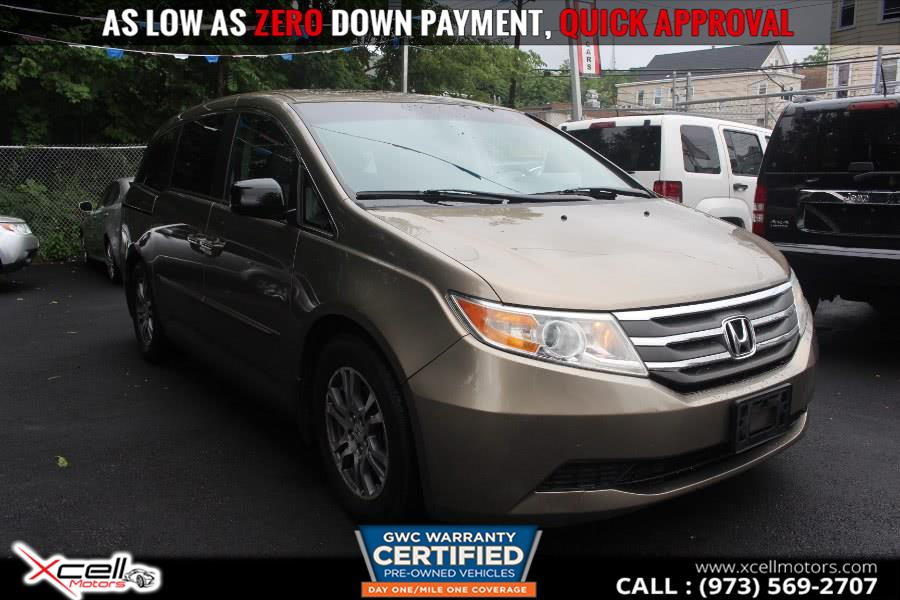 Used 2011 Honda Odyssey in Paterson, New Jersey | Xcell Motors LLC. Paterson, New Jersey