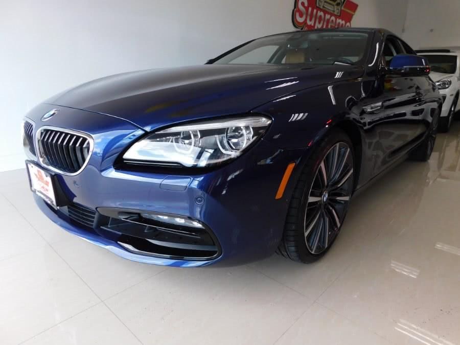 Used 2016 BMW 6 Series in Elizabeth, New Jersey | Supreme Motor Sport. Elizabeth, New Jersey