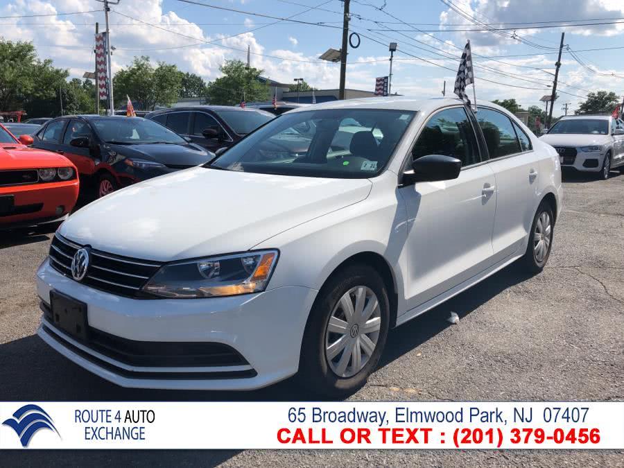 Used 2016 Volkswagen Jetta Sedan in Elmwood Park, New Jersey | Route 4 Auto Exchange. Elmwood Park, New Jersey