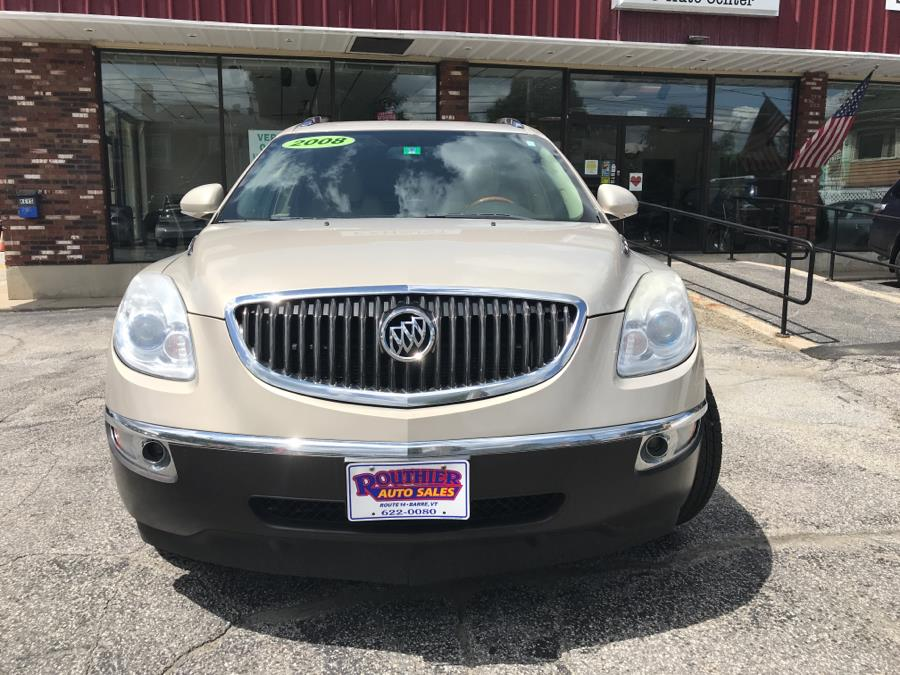 Used Buick Enclave AWD 4dr CXL 2008 | Routhier Auto Center. Barre, Vermont