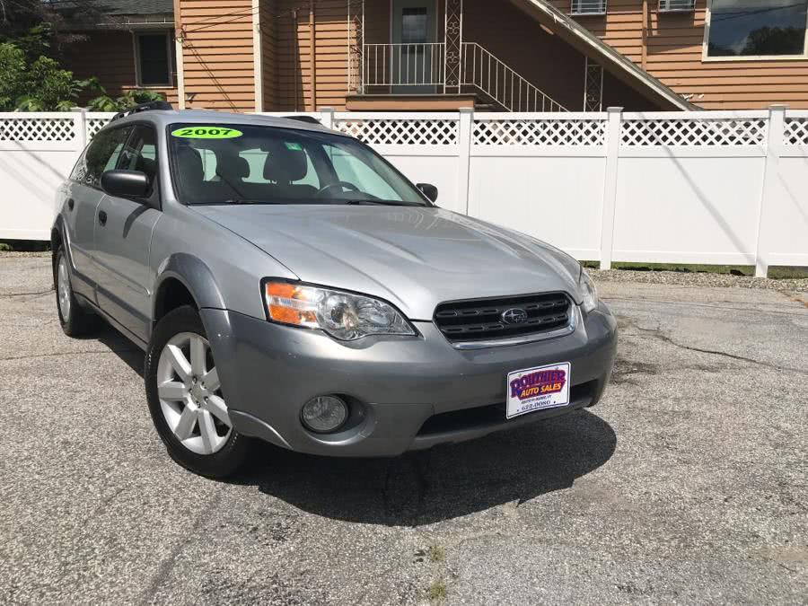 Used 2007 Subaru Legacy Wagon in Barre, Vermont | Routhier Auto Center. Barre, Vermont