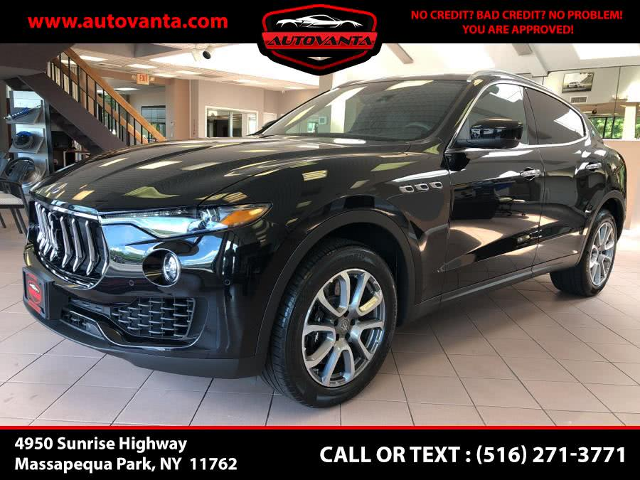 Used 2018 Maserati Levante in Massapequa Park, New York | Autovanta. Massapequa Park, New York