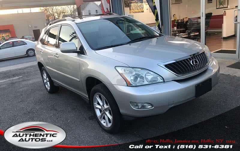 2008 Lexus RX 350 AWD 4dr, available for sale in Hollis, New York | Authentic Autos LLC. Hollis, New York