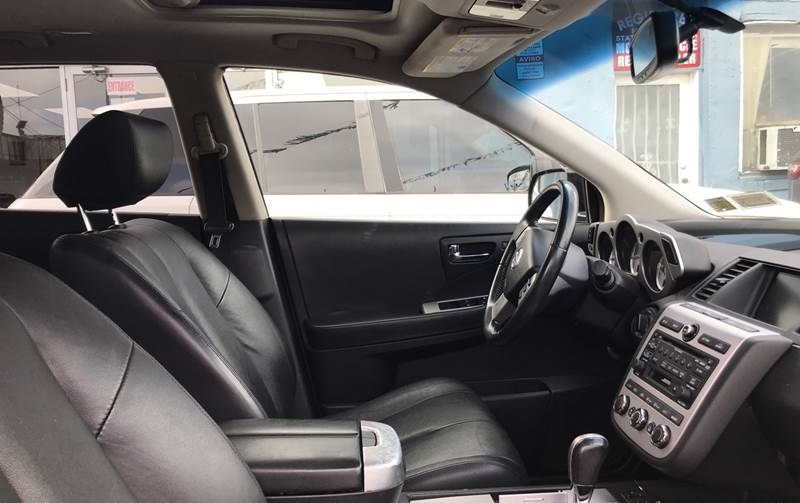 2007 Nissan Murano AWD 4dr S, available for sale in Hollis, New York | Authentic Autos LLC. Hollis, New York