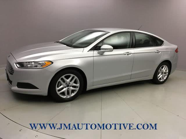 Used 2015 Ford Fusion in Naugatuck, Connecticut | J&M Automotive Sls&Svc LLC. Naugatuck, Connecticut
