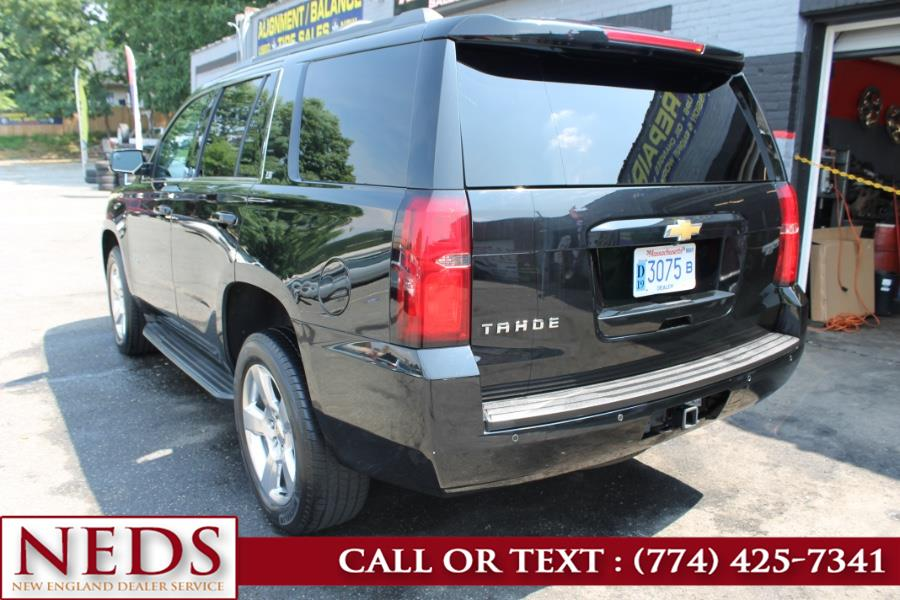 Used Chevrolet Tahoe 4WD 4dr LT 2015 | New England Dealer Services. Indian Orchard, Massachusetts