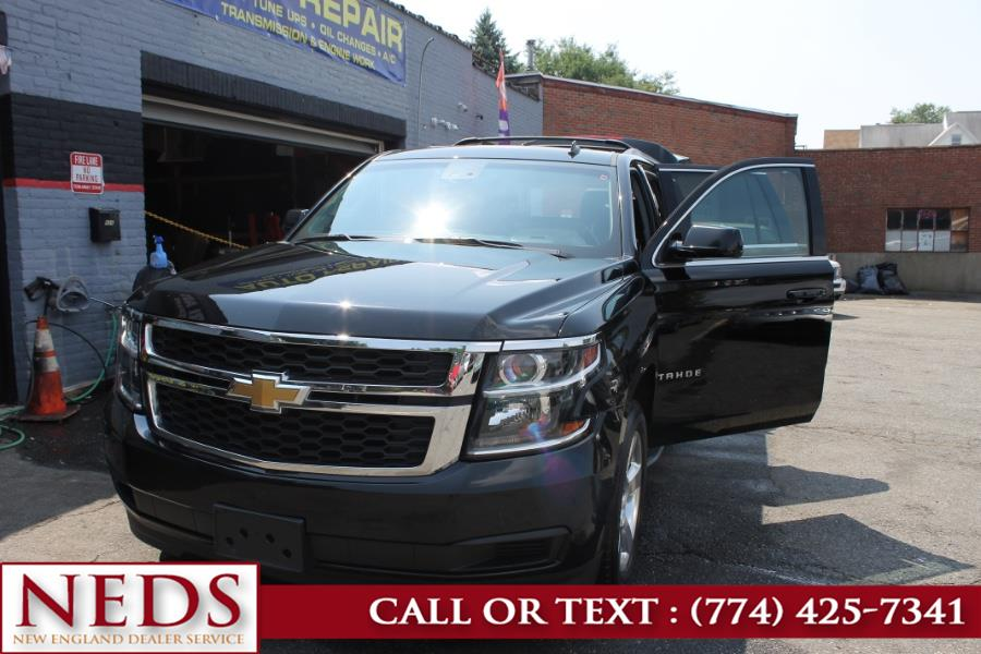 2015 Chevrolet Tahoe 4WD 4dr LT, available for sale in Indian Orchard, Massachusetts | New England Dealer Services. Indian Orchard, Massachusetts