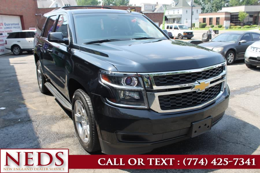 Used 2015 Chevrolet Tahoe in Indian Orchard, Massachusetts | New England Dealer Services. Indian Orchard, Massachusetts
