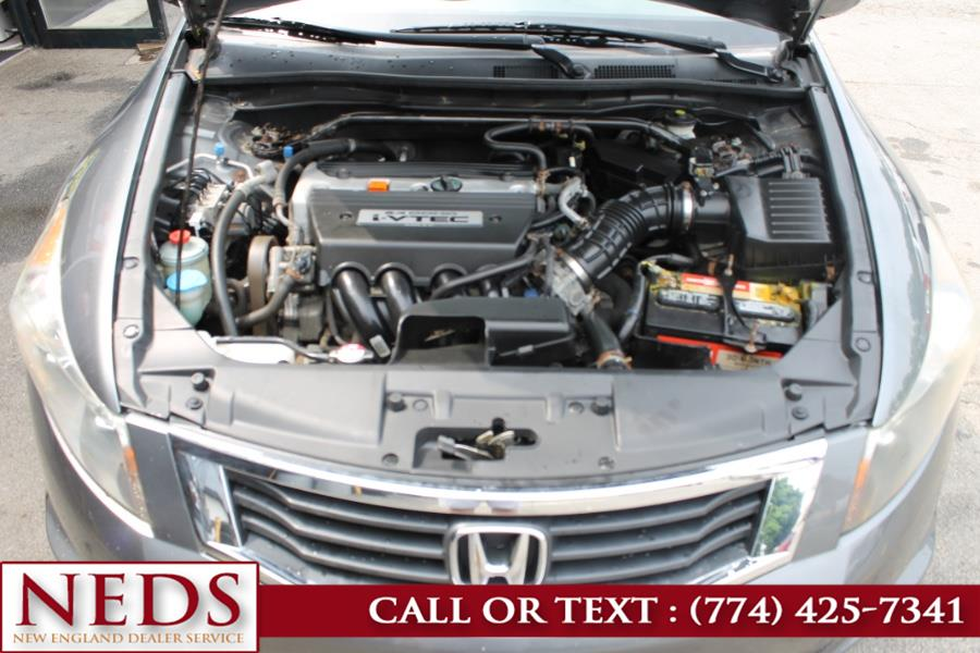 Used Honda Accord Sdn 4dr I4 Auto EX 2008 | New England Dealer Services. Indian Orchard, Massachusetts
