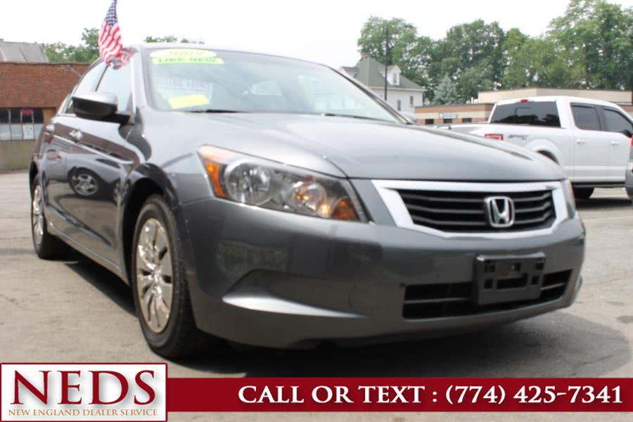 Used 2009 Honda Accord Sdn in Indian Orchard, Massachusetts | New England Dealer Services. Indian Orchard, Massachusetts