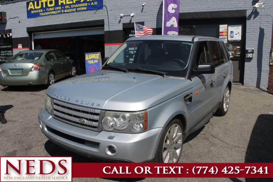 Used 2006 Land Rover Range Rover Sport in Indian Orchard, Massachusetts | New England Dealer Services. Indian Orchard, Massachusetts
