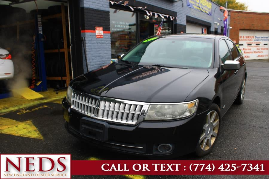 Used 2007 Lincoln MKZ in Indian Orchard, Massachusetts | New England Dealer Services. Indian Orchard, Massachusetts