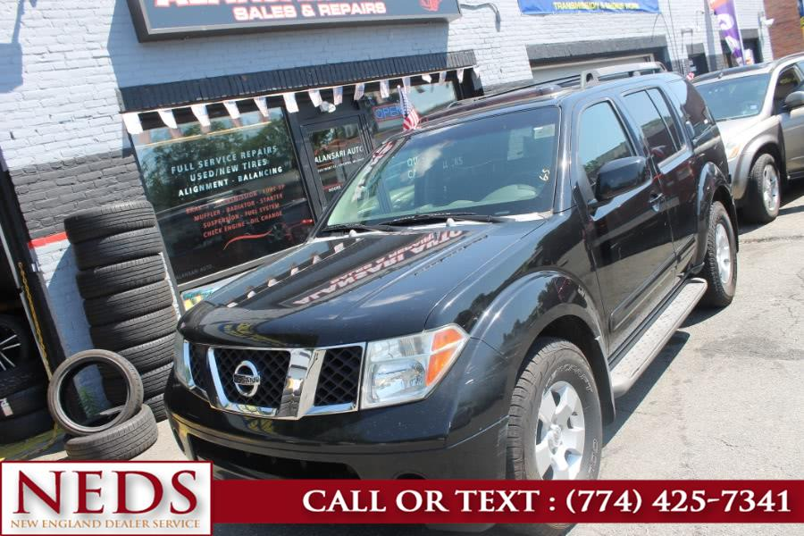 Used 2006 Nissan Pathfinder in Indian Orchard, Massachusetts | New England Dealer Services. Indian Orchard, Massachusetts