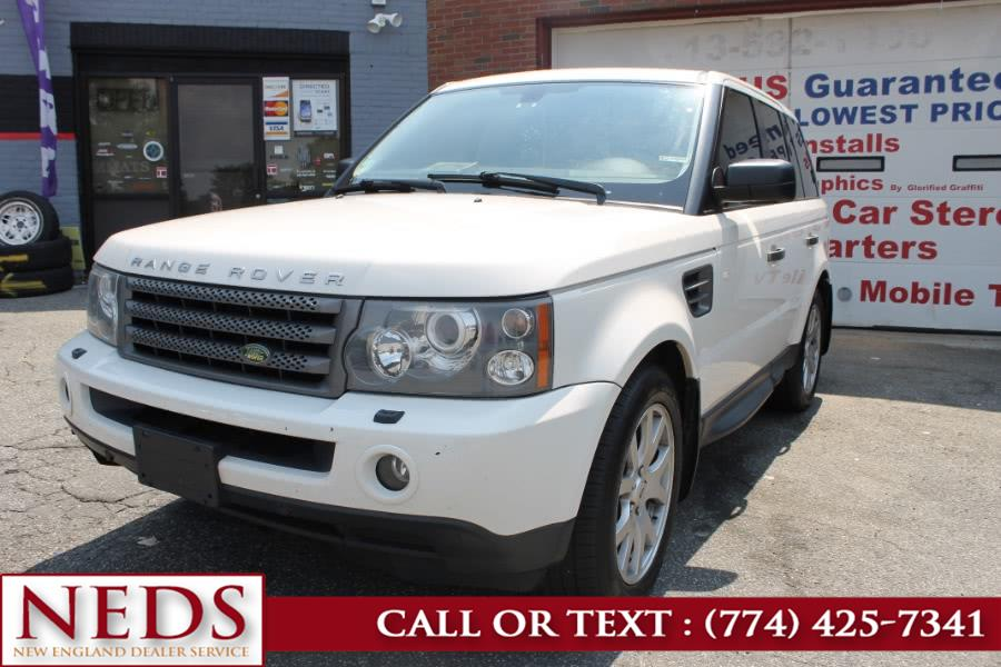 Used 2009 Land Rover Range Rover Sport in Indian Orchard, Massachusetts | New England Dealer Services. Indian Orchard, Massachusetts
