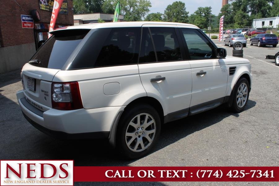 Used Land Rover Range Rover Sport 4WD 4dr HSE 2009 | New England Dealer Services. Indian Orchard, Massachusetts