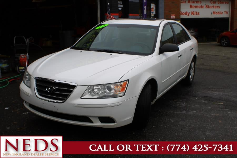 Used 2010 Hyundai Sonata in Indian Orchard, Massachusetts | New England Dealer Services. Indian Orchard, Massachusetts