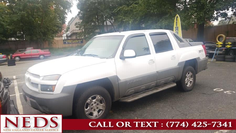Used 2002 Chevrolet Avalanche in Indian Orchard, Massachusetts | New England Dealer Services. Indian Orchard, Massachusetts