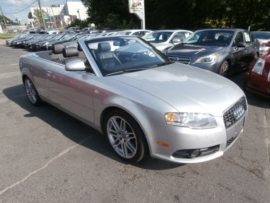 Used 2009 Audi A4 in Waterbury, Connecticut | Jim Juliani Motors. Waterbury, Connecticut
