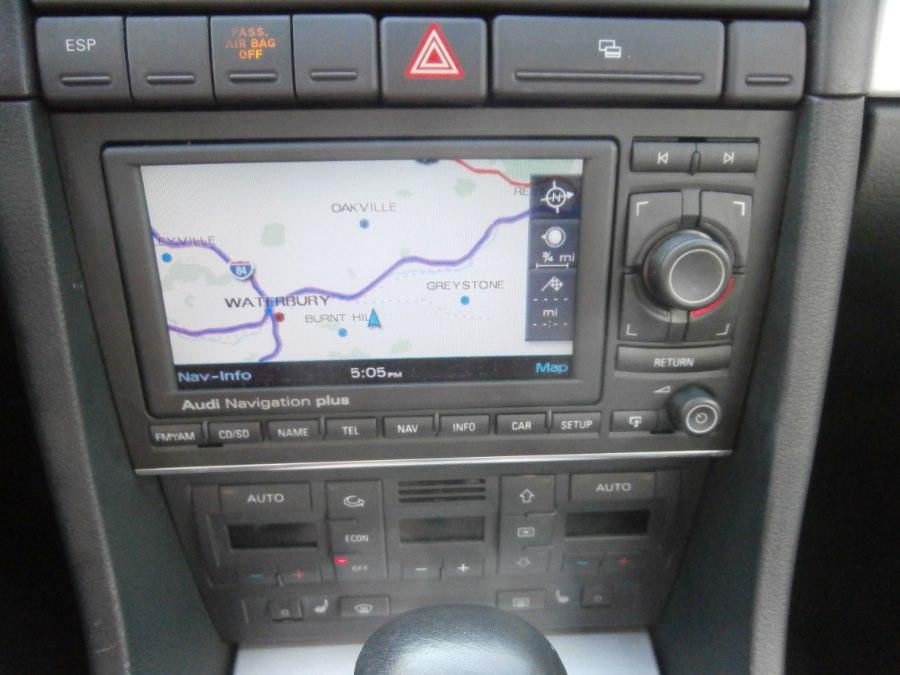 Used Audi A4 2dr Cabriolet Auto 2.0T quattro SE *Ltd Avail* 2009 | Jim Juliani Motors. Waterbury, Connecticut