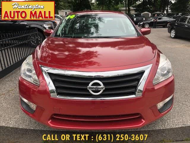 Used Nissan Altima 4dr Sdn I4 2.5 SV 2014   Huntington Auto Mall. Huntington Station, New York