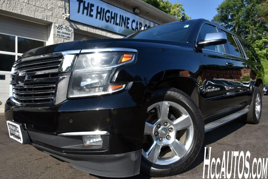 Used 2015 Chevrolet Suburban in Waterbury, Connecticut | Highline Car Connection. Waterbury, Connecticut