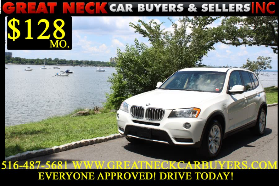 Used 2013 BMW X3 in Great Neck, New York