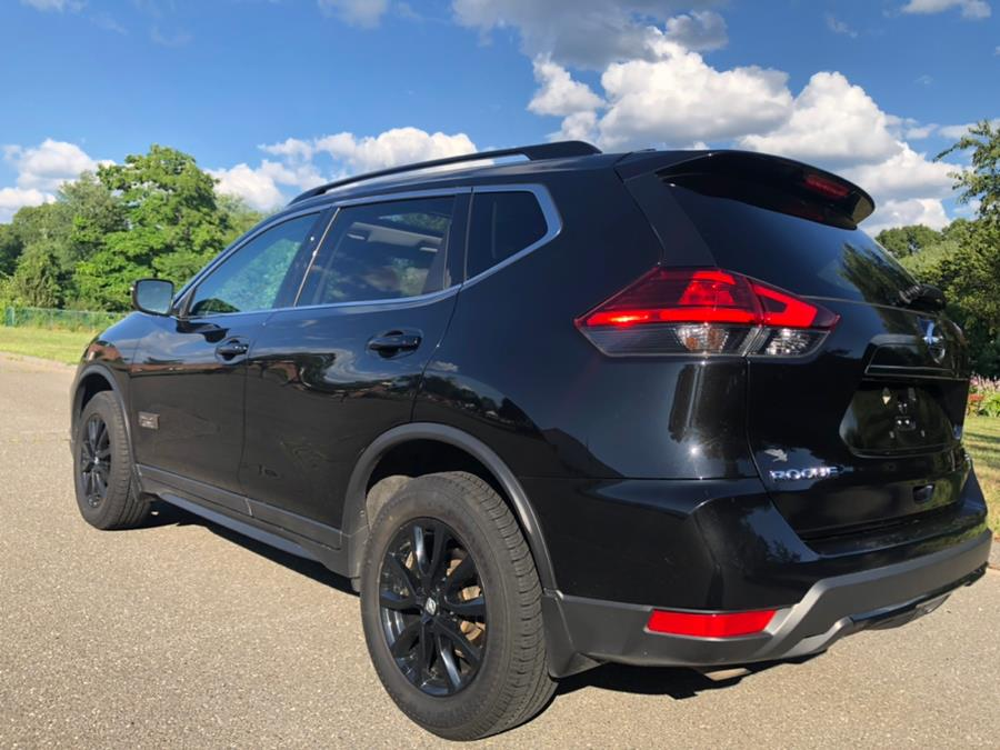 Used Nissan Rogue 2017.5 AWD SL 2017 | Malkoon Motors. Agawam, Massachusetts