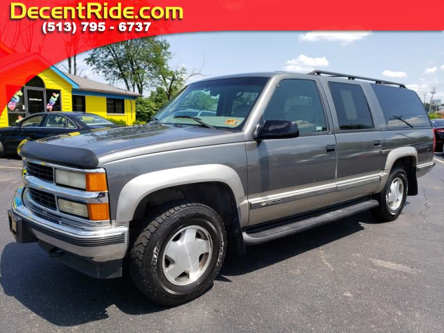 Used 1999 Chevrolet Suburban in West Chester, Ohio | Decent Ride.com. West Chester, Ohio