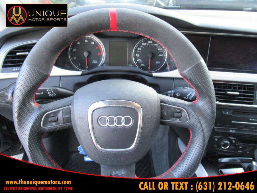 2012 Audi A4 4dr Avant Wgn Auto quattro 2.0T Premium  Plus, available for sale in Huntington, New York | Unique Motor Sports. Huntington, New York