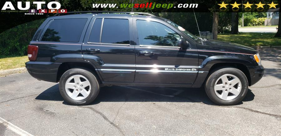 Used Jeep Grand Cherokee 4dr Overland 4WD 2004 | Auto Expo. Huntington, New York