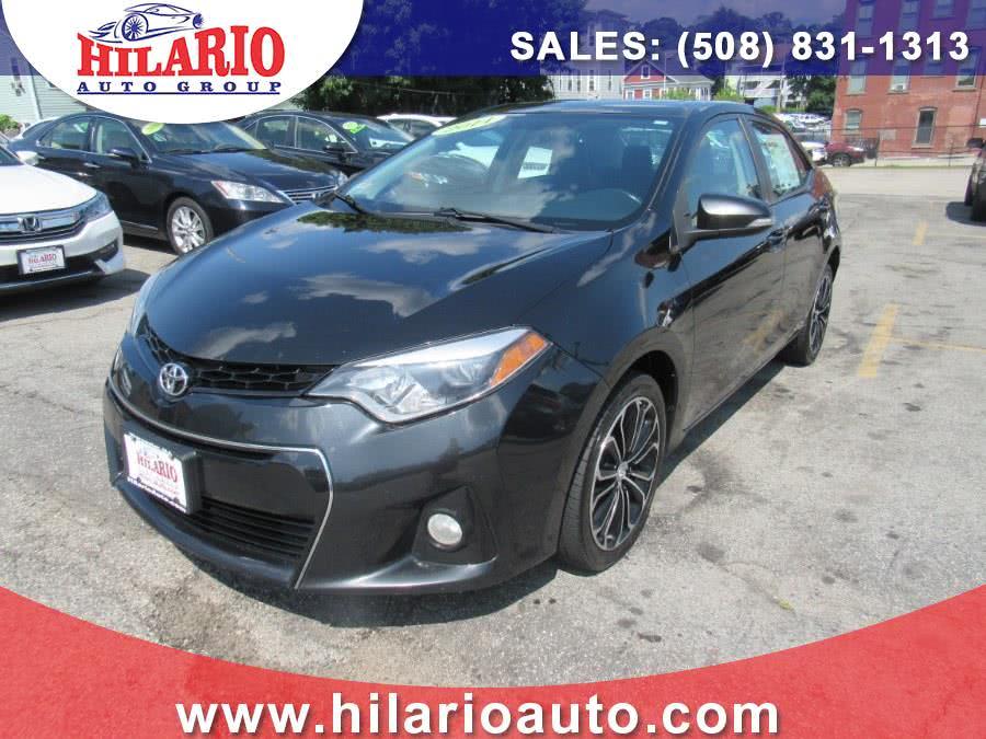 Used 2014 Toyota Corolla in Worcester, Massachusetts | Hilario's Auto Sales Inc.. Worcester, Massachusetts