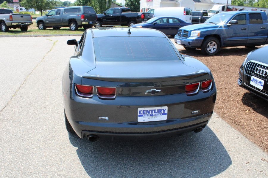 2013 Chevrolet Camaro 2dr Cpe LS w/2LS, available for sale in East Windsor, Connecticut | Century Auto And Truck. East Windsor, Connecticut