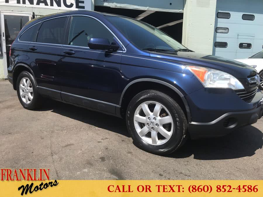 Used 2007 Honda CR-V in Hartford, Connecticut | Franklin Motors Auto Sales LLC. Hartford, Connecticut