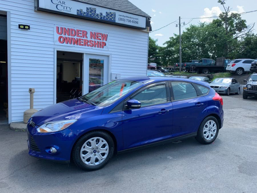 2012 Ford Focus 5dr HB SE, available for sale in Danbury, Connecticut | Car City of Danbury, LLC. Danbury, Connecticut
