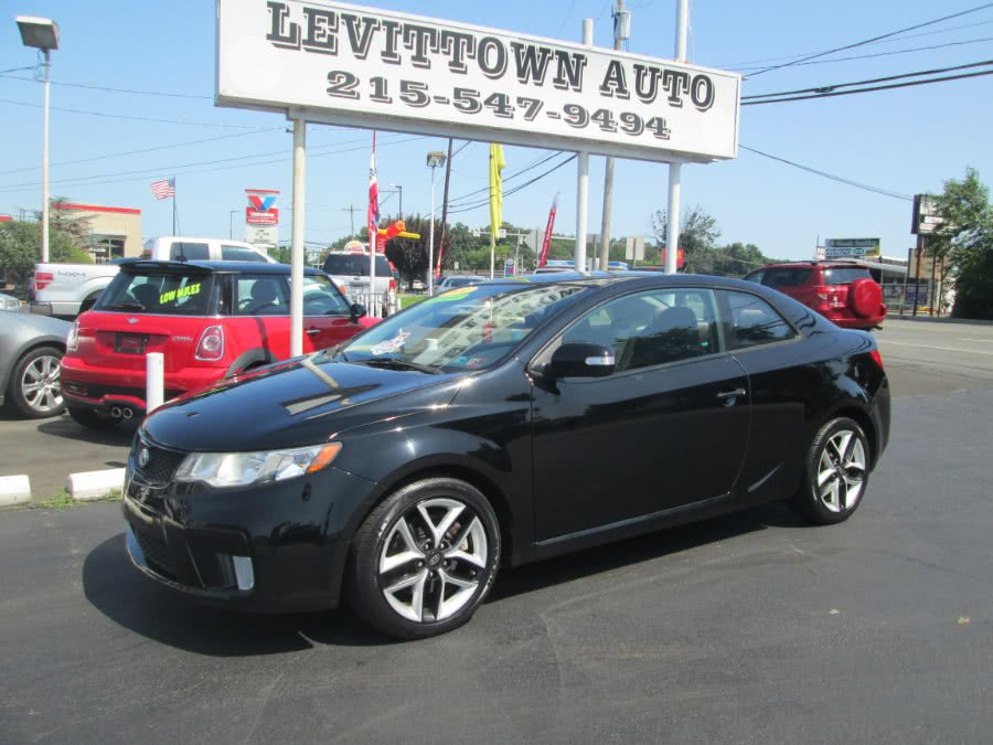 Used 2010 Kia Forte Koup in Levittown, Pennsylvania | Levittown Auto. Levittown, Pennsylvania