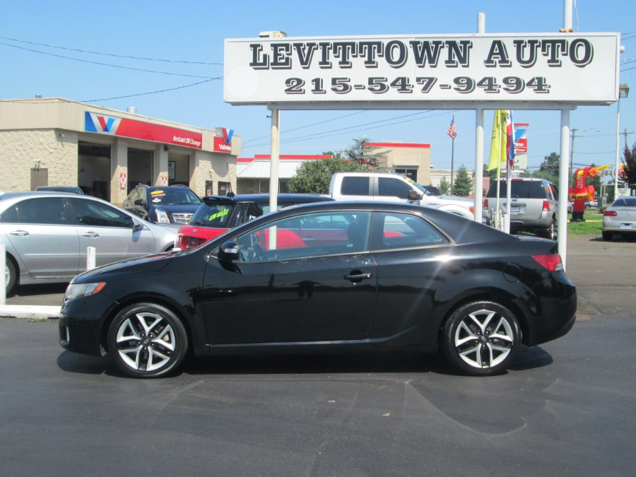 2010 Kia Forte Koup 2dr Cpe Auto SX, available for sale in Levittown, Pennsylvania | Levittown Auto. Levittown, Pennsylvania