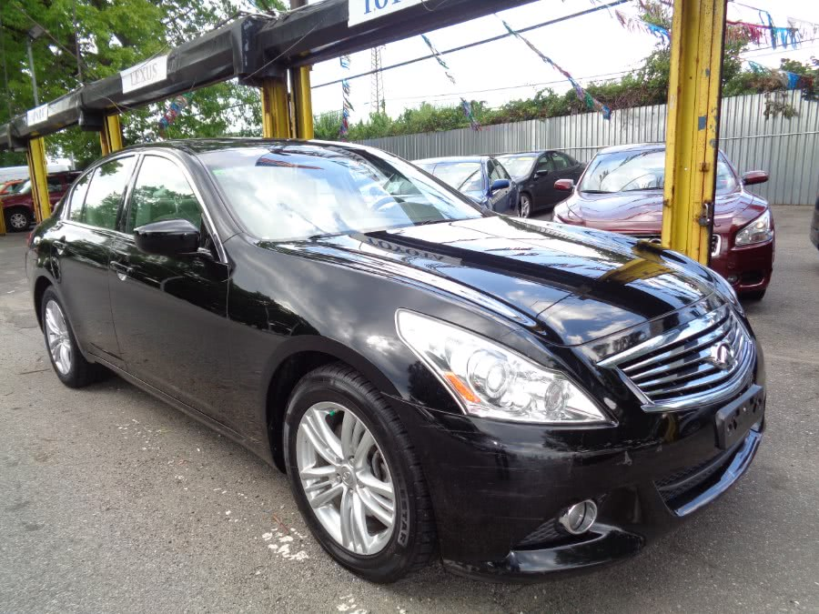 2013 Infiniti G37 Sedan 4dr x AWD, available for sale in Rosedale, New York | Sunrise Auto Sales. Rosedale, New York