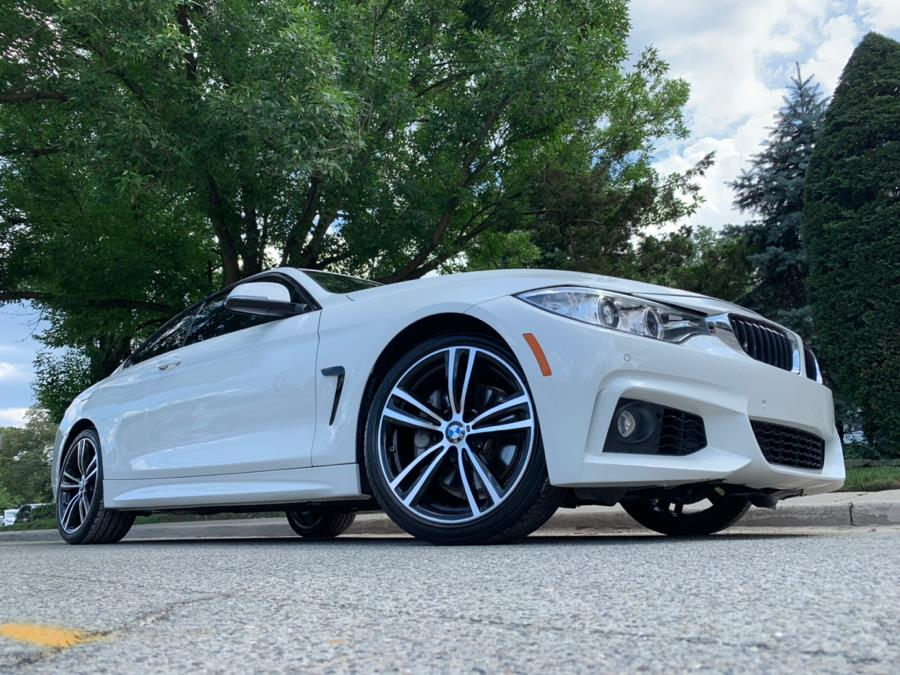 2016 BMW 4 Series 2dr Cpe 435i, available for sale in Franklin Square, New York | Luxury Motor Club. Franklin Square, New York