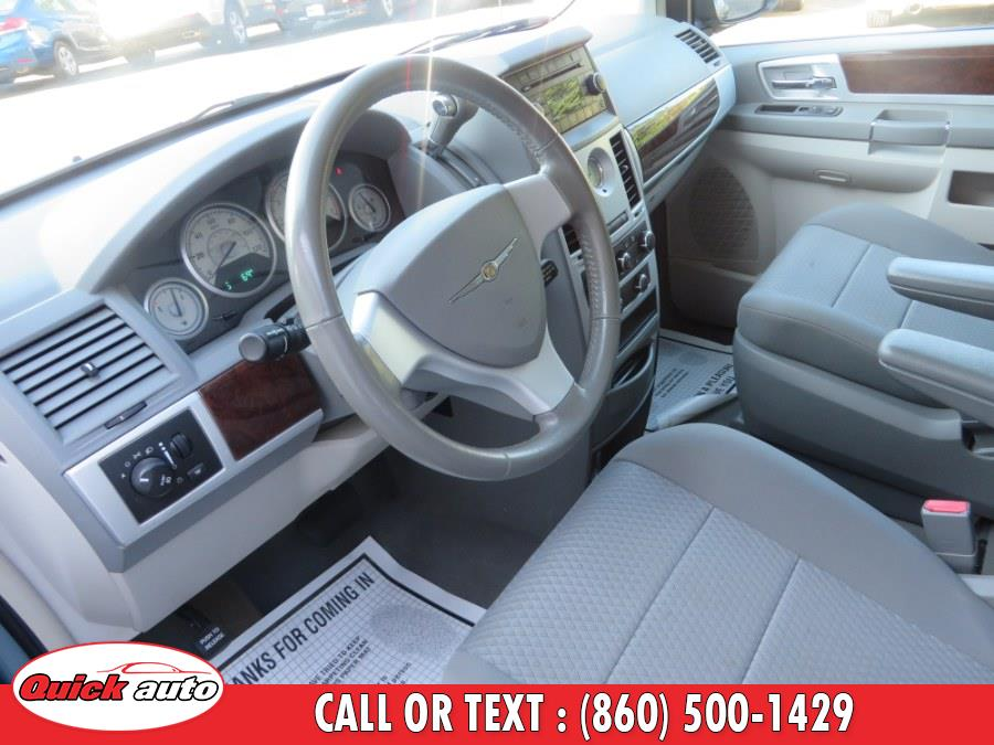 2010 Chrysler Town & Country 4dr Wgn Touring, available for sale in Bristol, Connecticut | Quick Auto LLC. Bristol, Connecticut