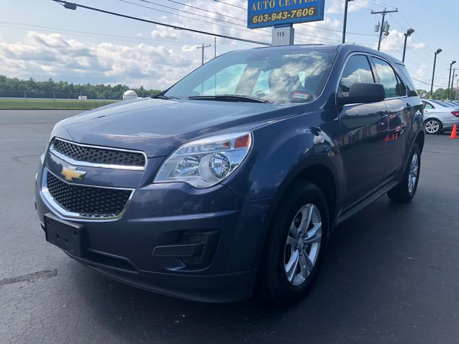 Used Chevrolet Equinox LS AWD 2014 | RH Cars LLC. Merrimack, New Hampshire