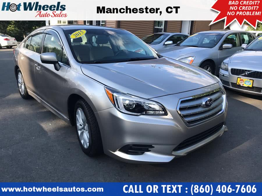 Used 2015 Subaru Legacy in Manchester, Connecticut | Hot Wheels Auto Sales LLC. Manchester, Connecticut