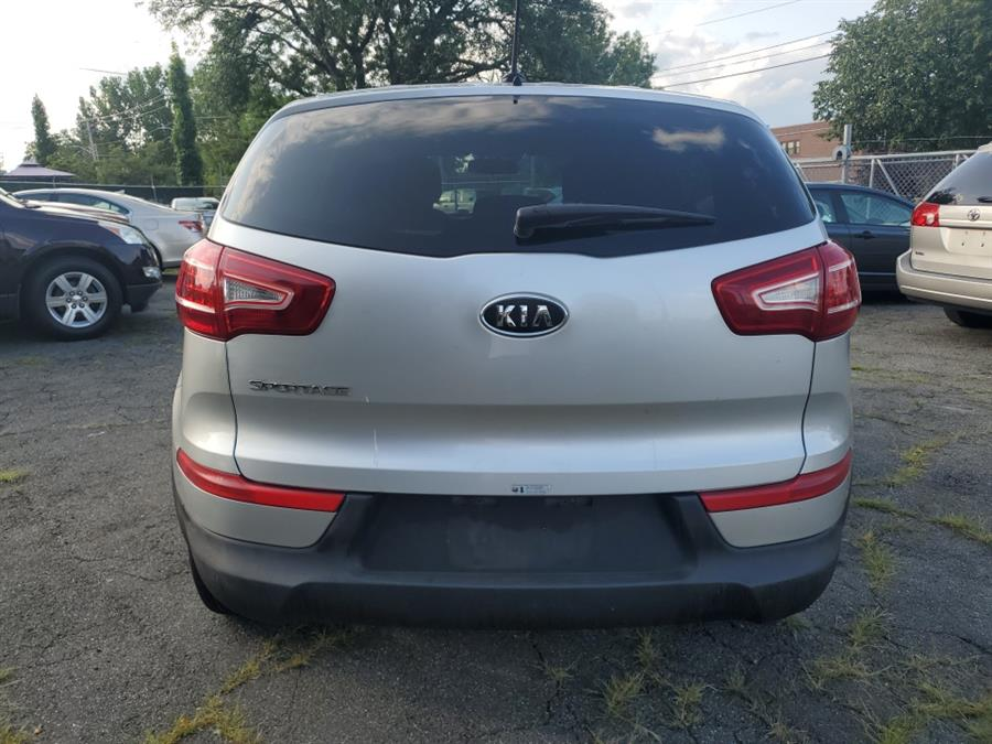 2012 Kia Sportage AWD 4dr LX, available for sale in Springfield, Massachusetts | Absolute Motors Inc. Springfield, Massachusetts