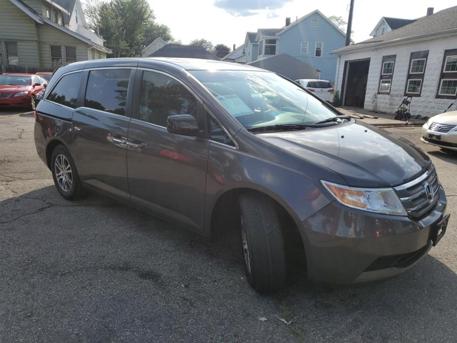 2011 Honda Odyssey 5dr EX-L, available for sale in Springfield, Massachusetts | Absolute Motors Inc. Springfield, Massachusetts