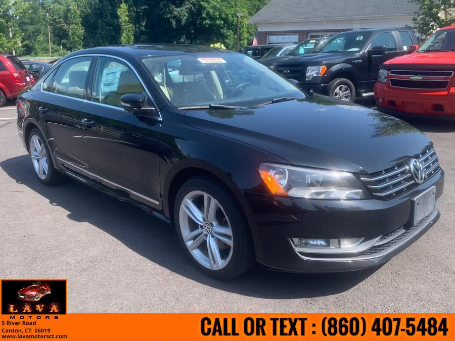Used 2013 Volkswagen Passat in Canton, Connecticut | Lava Motors. Canton, Connecticut