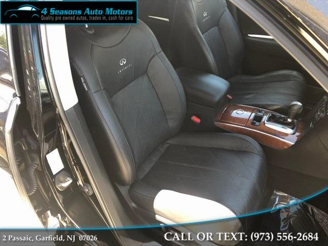 2009 Infiniti Fx35 Base, available for sale in Garfield, New Jersey | 4 Seasons Auto Motors. Garfield, New Jersey