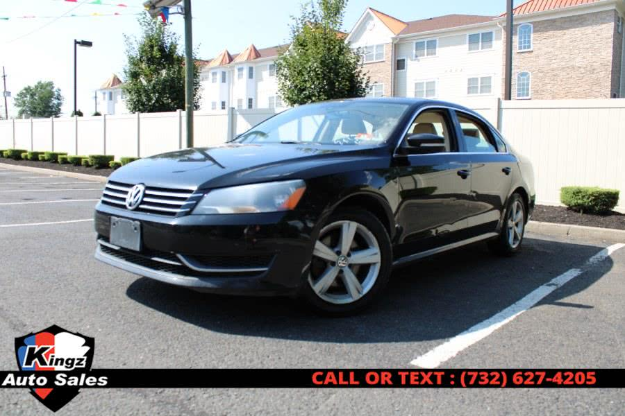 Used 2013 Volkswagen Passat in Avenel, New Jersey | Kingz Auto Sales. Avenel, New Jersey