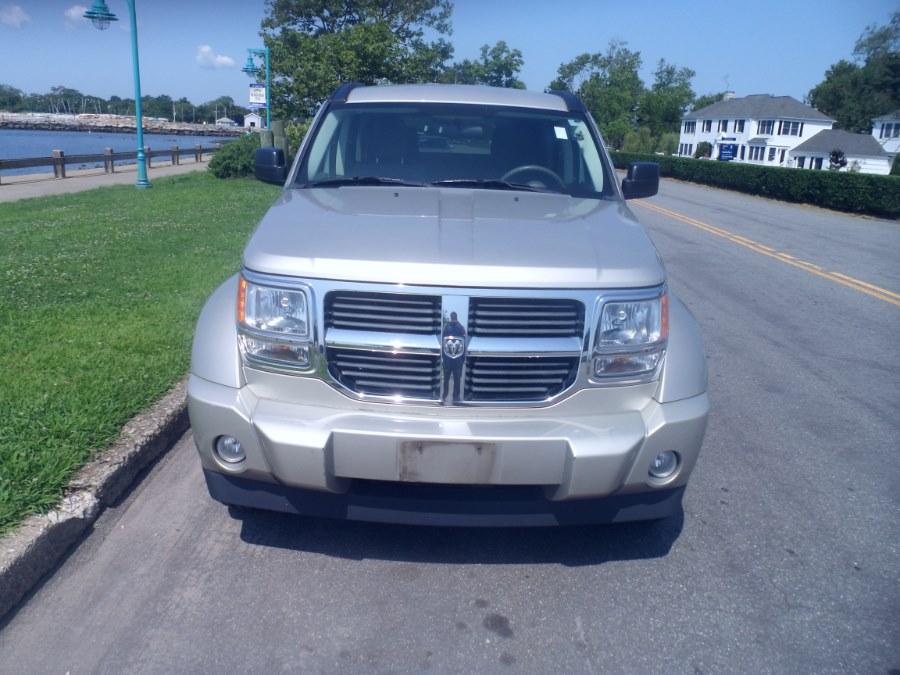 2008 Dodge Nitro 4WD 4dr SXT, available for sale in Bridgeport, Connecticut   Hurd Auto Sales. Bridgeport, Connecticut