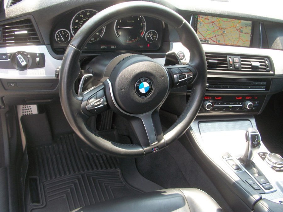 2016 BMW 5 Series M Sport 4dr Sdn 535i xDrive AWD, available for sale in Jamaica, New York | Gateway Car Dealer Inc. Jamaica, New York