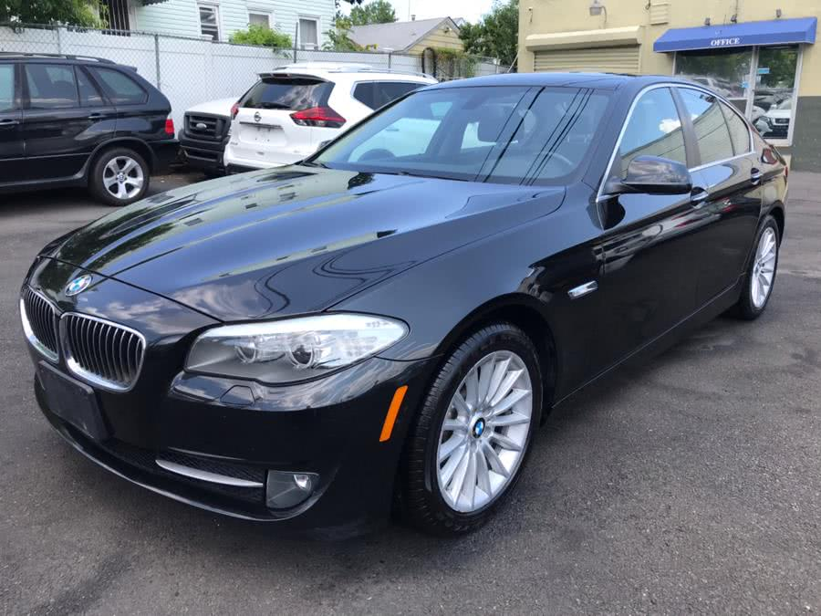 Used 2013 BMW 5 Series in Jamaica, New York | Sunrise Autoland. Jamaica, New York